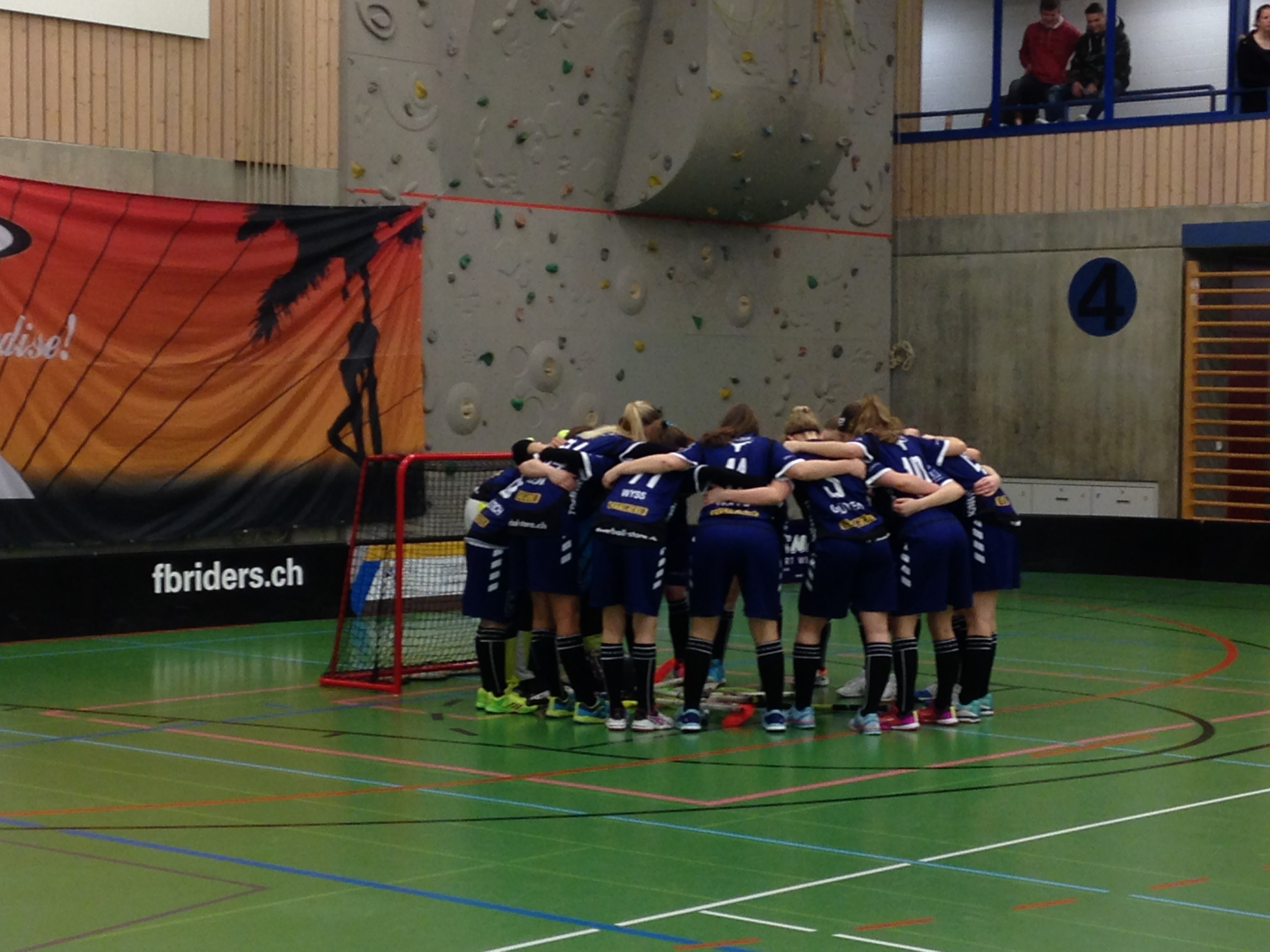 3. Playoff-Spiel Juniorinnen U21