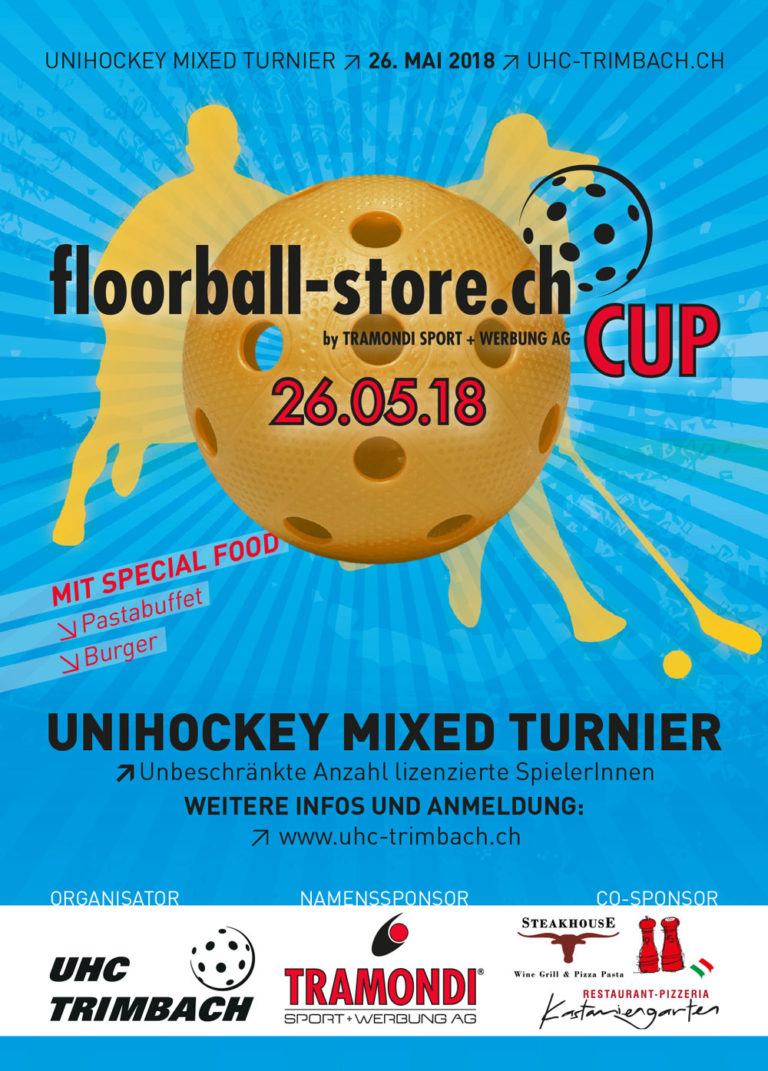 floorball-store.ch Cup 2018